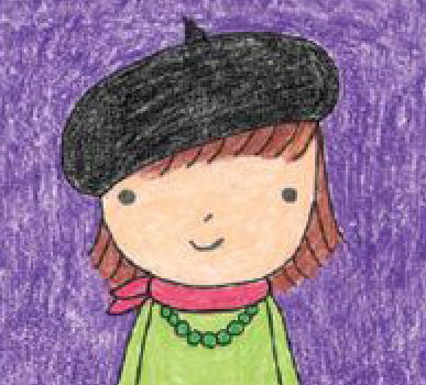 تعلم رسم فتاة خطوة بخطوة بالصور - تعليم الرسم - تعلم الرسم ببساطة