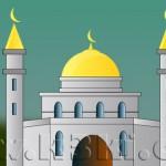 تعلم الرسم - تعلم رسم مسجد