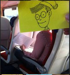 صور نهفات داخل الباص