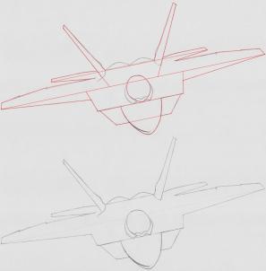 طياره حربيه