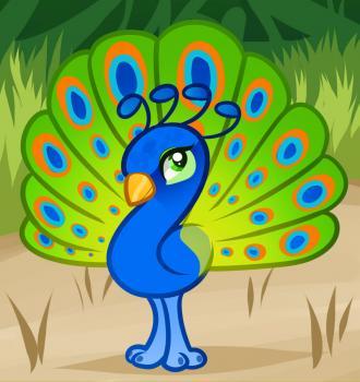 تعلم رسم طاووس تعليم الرسم تعلم الرسم ببساطة تعلم الرسم
