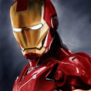 تعلم رسم الرجل الحديدي - Iron Man