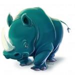 كيفية رسم وحيد القرن أو الكركدن