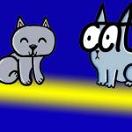 تعليم كيفية رسم قطة ابتداءاً من كلمة Cat