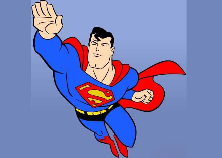 تعلم رسم سوبر مان Superman تعلم الرسم