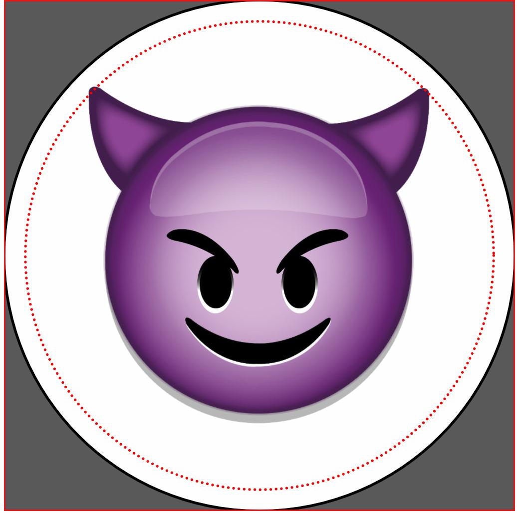 تعلم رسم وجه الشيطان