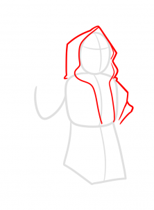 كيفية رسم الساحر في كلاش أوف كلانز