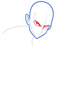 كيفية رسم سايتاما