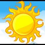 تعلم رسم الشمس