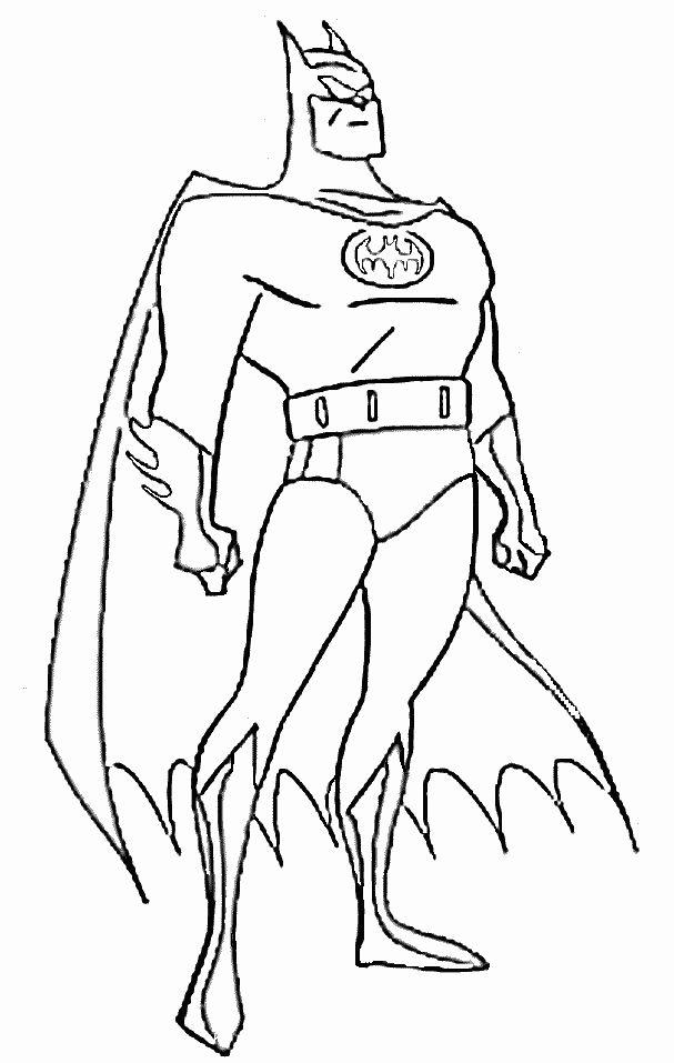 تلوين باتمان