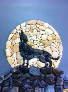 ذئب من الحجارة