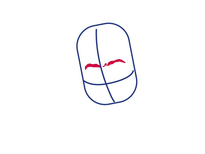 رسم تامر حسني