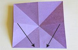 تعلم صنع فراشة من الورق